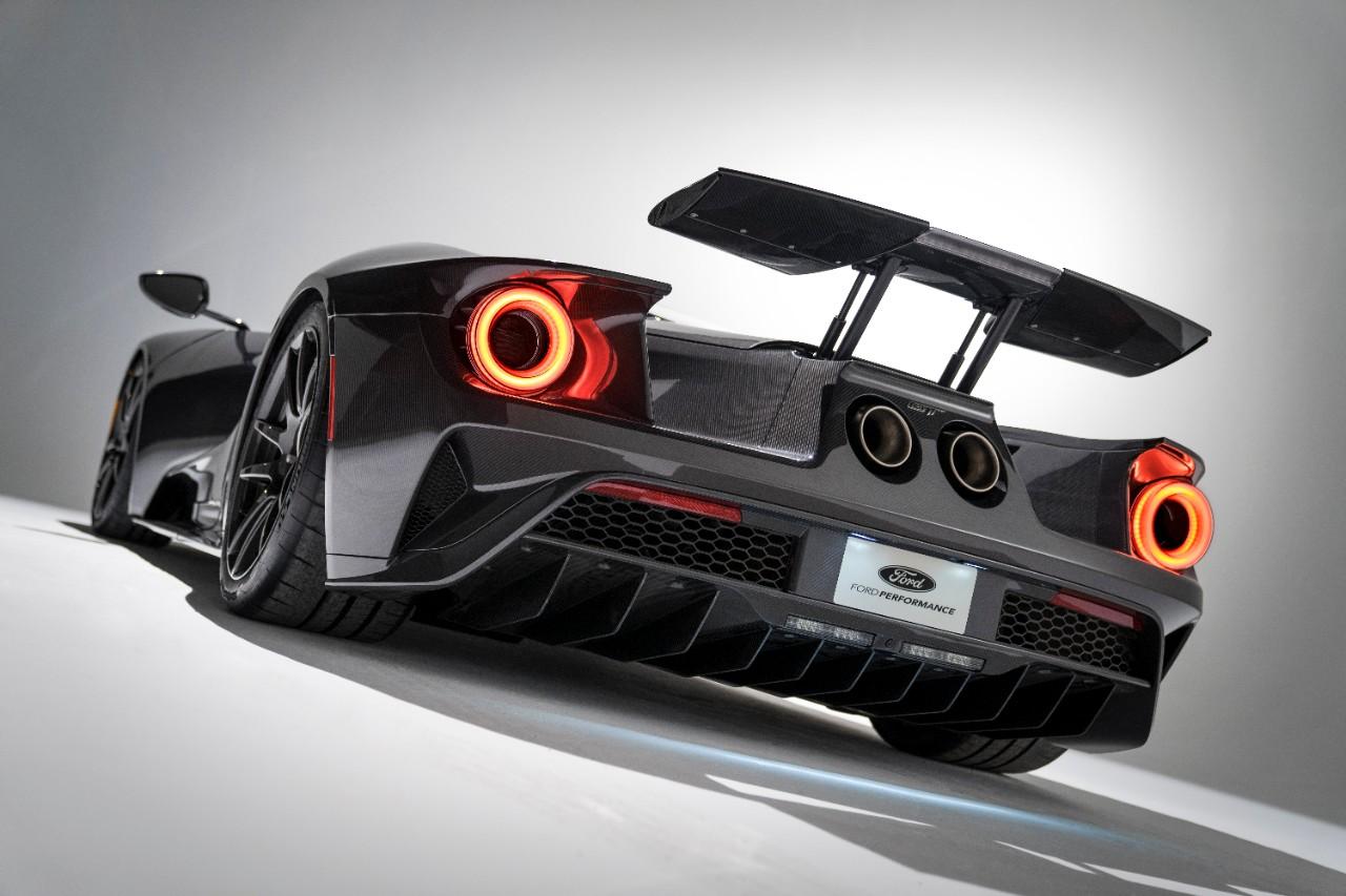 Ford GT Liquid Carbon