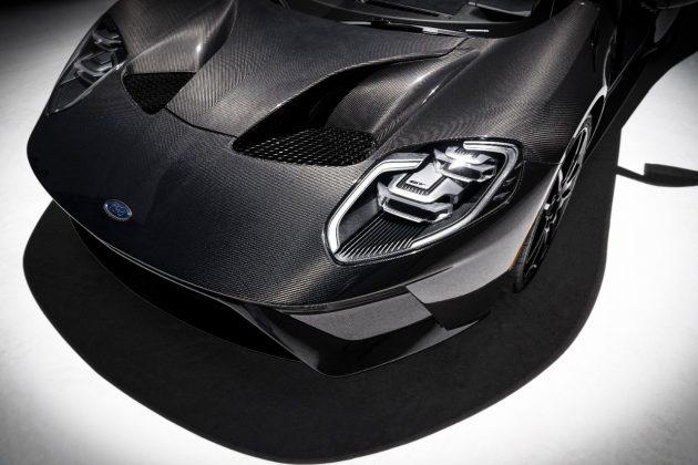 Ford apresenta o novo GT 2020