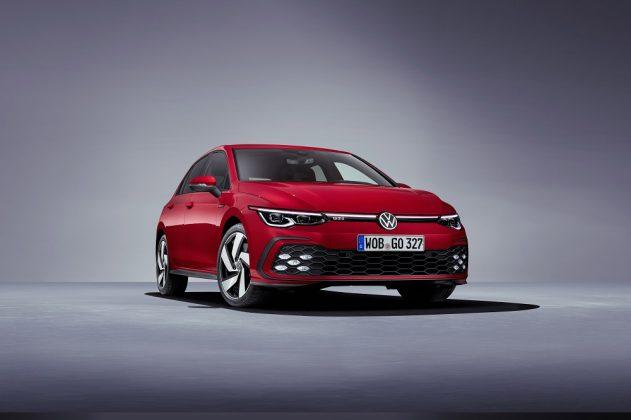 Novo Golf GTI da Volkswagen