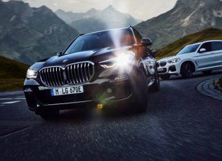 O novo BMW X5 xDrive45e M Sport