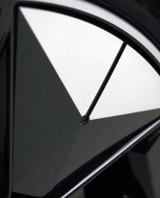 BMW apresentou nova roda mais leve e aerodinâmica