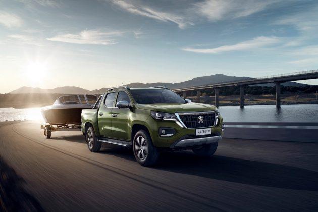 A nova Peugeot Landtrek