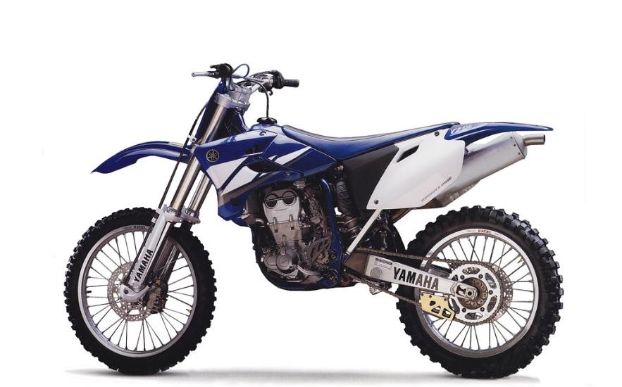 Velozes e Furiosos 9: Yamaha YZ450F