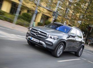 SUV da Mercedes, GLE chega ao Brasil com motor inédito