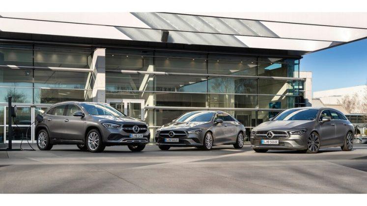 Mercedes: híbridos exclusivos para mercado europeu