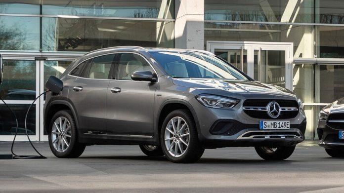 Mercedes lança híbridos exclusivos para Europa