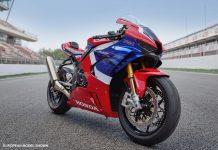 Honda CBR1000 RR-R Fireblade