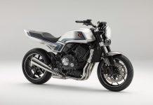 A nova moto da Honda