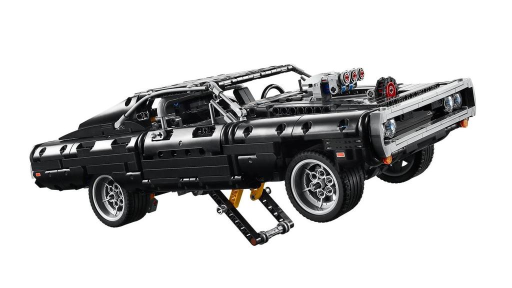Dodge Charger De Velozes E Furiosos Vira Kit De Lego Motor Show