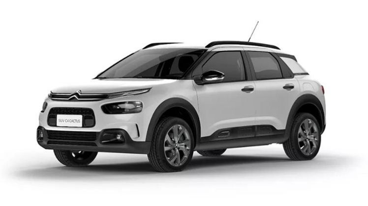 Citroen C4 Cactus Feel Business