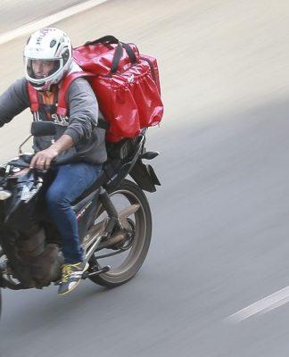 Governo vai oferecer linha de crédito para motoboy que for comprar moto nova