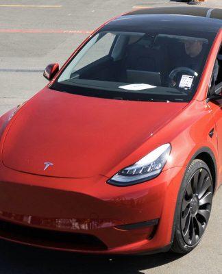 Com Model Y, Tesla atinge marca de 1 milhão de carros produzidos