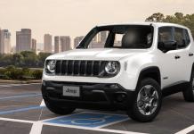 Jeep Renegade 1.8 é opção de carro para PCD