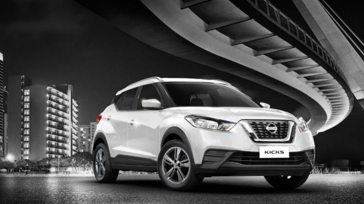 Nissan Kicks S Direct