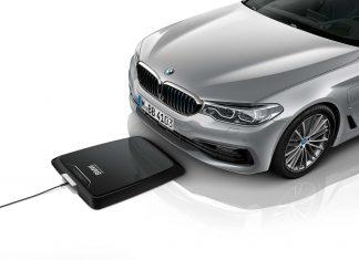 Carregador por indução da BMW foi eleito o melhor por revista dos EUA