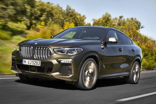 BMW X6 xDrive40i M Sport