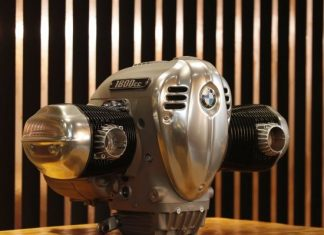 Big Boxer de 1800cc equipará a nova BMW R 18