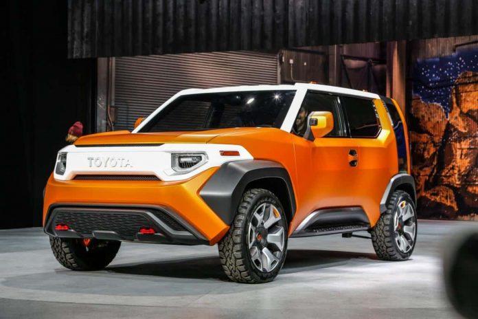 FT-4X seria a base da versão SUV do Toyota Corolla