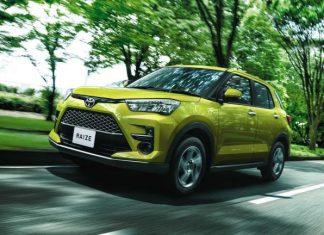 Toyota Raize deve chegar ao mercado brasileiro em 2021