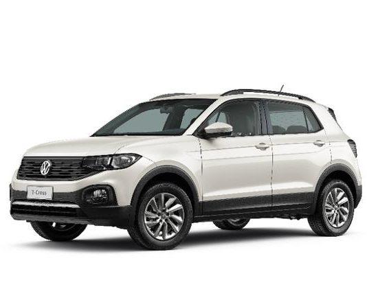 Volkswagen T-Cross Sense 2021 para PCD tem preço a partir de R$ 69.900