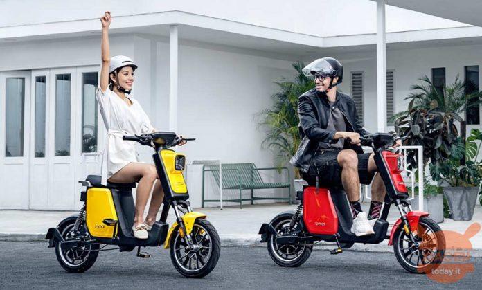 A1, a moto elétrica da Xiaomi