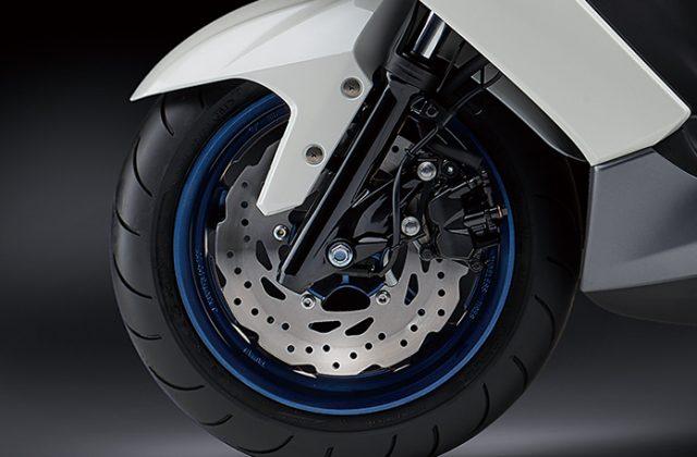 Yamaha lança o novo scooter Majesty S 155 cc