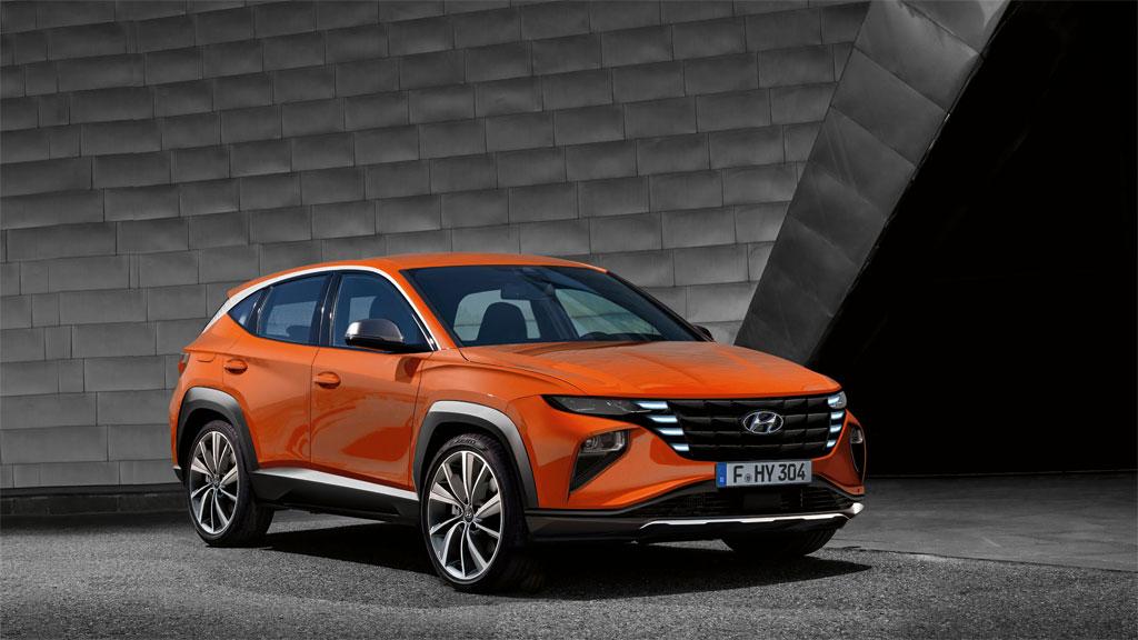 Segredo Novo Hyundai Tucson Sera Mais Normal Que O Novo Creta Motor Show