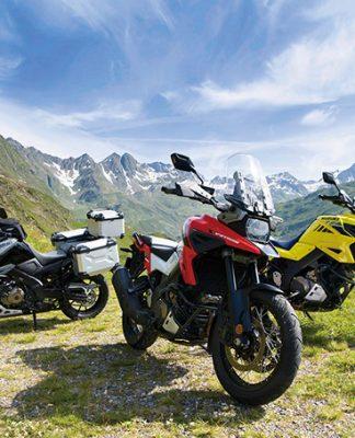 Suzuki se prepara para lançar nos próximos meses as novíssimas V-STROM 1050 e V-STROM XT