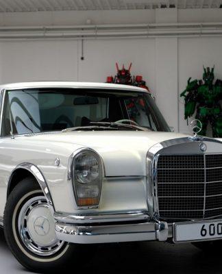Mercedes-Benz 600 está à venda por módicos R$ 12 milhões