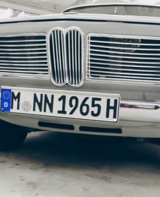 Série da BMW no YouTube mostra modelos clássicos da marca