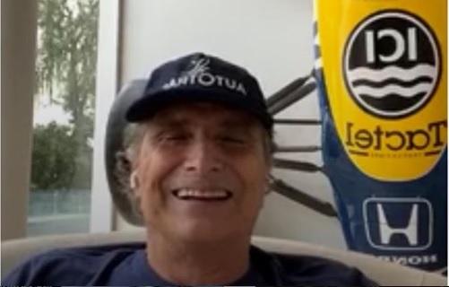 Piquet criticou o narrador Galvão Bueno: