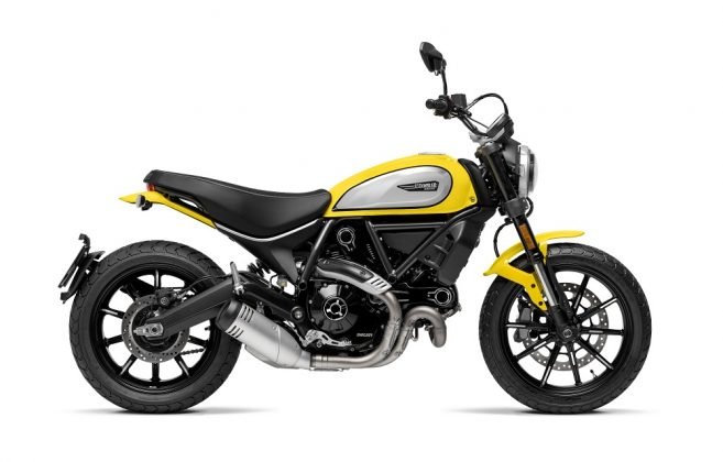 Ducati Scrambler Icon