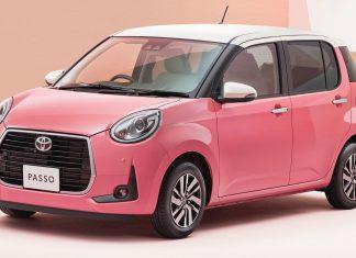 Toyota lança compacto para o público feminino