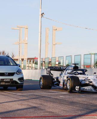 Honda Fit e F1