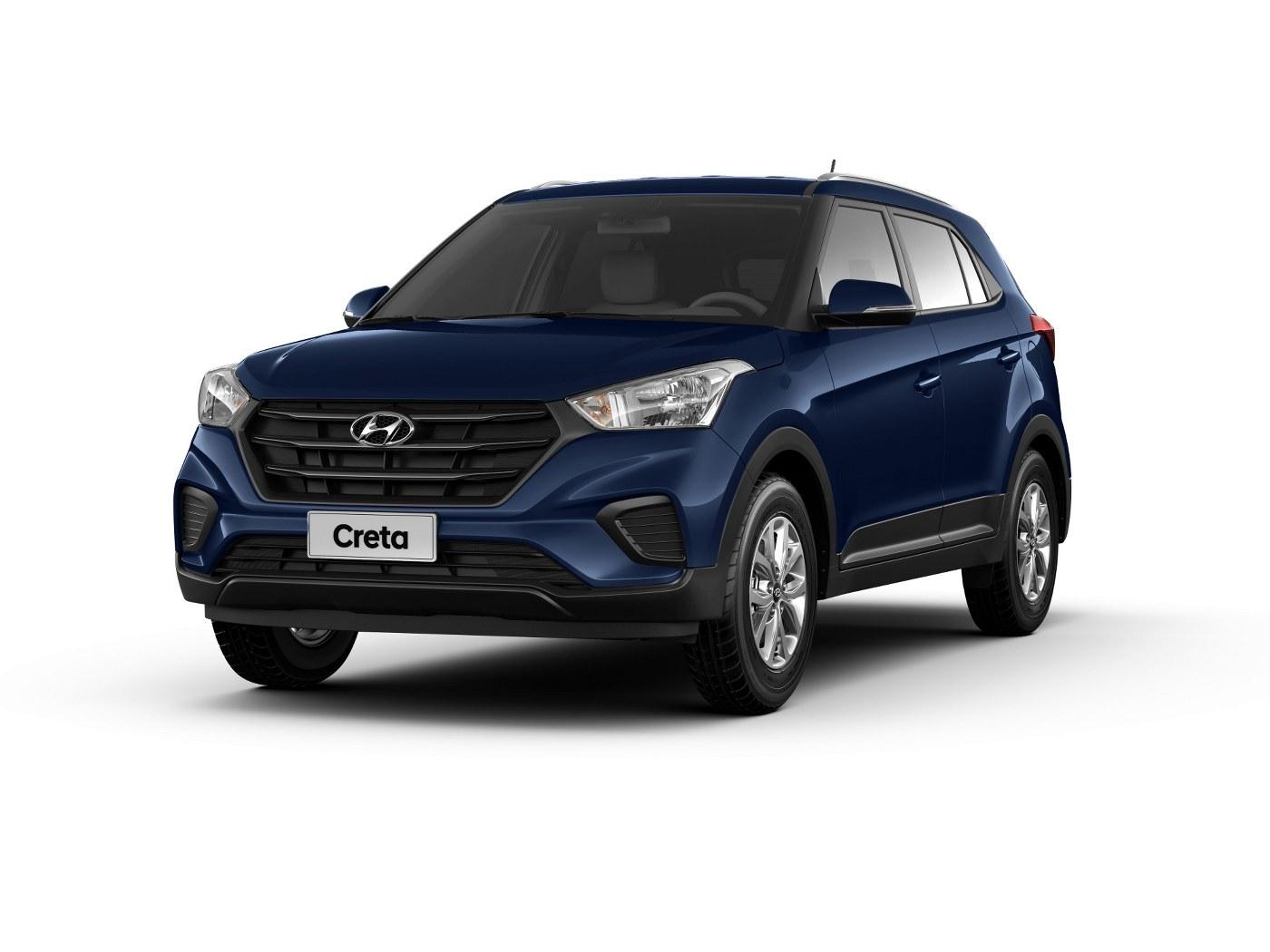 Hyundai Creta Action 1 6 E Nova Versao Na Linha Attitude Fica R 5 Mil Mais Barato Motor Show