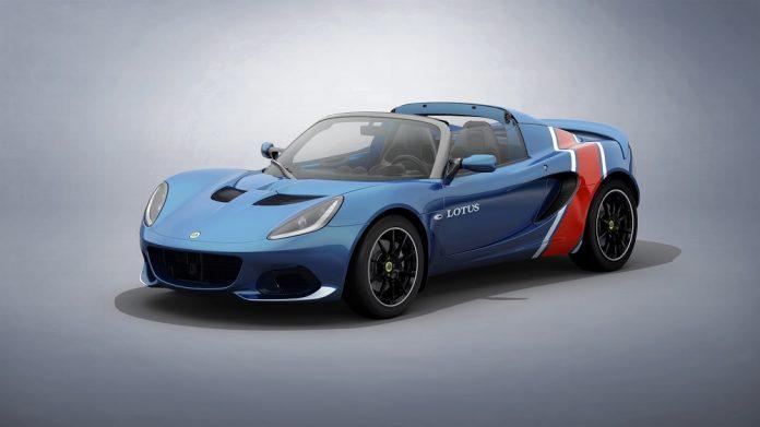 Inspirada na trajetória da marca na F1, a Lotus revelou uma nova série limitada baseada no Elise Sport 220.