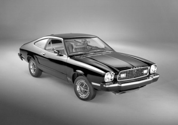 Ford Mustang Mach 1 1976
