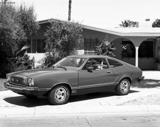 Ford Mustang Mach I 1974 1