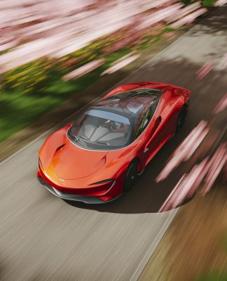 Forza Horizon 4 McLaren Speedtail
