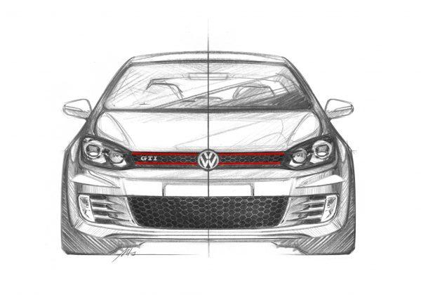 VW Golf GTI Mk 6