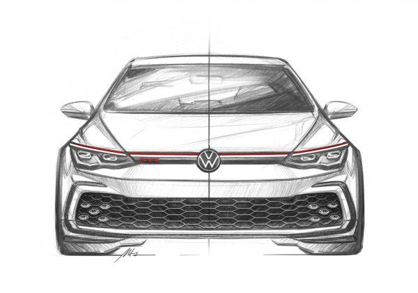 VW Golf GTI Mk 8
