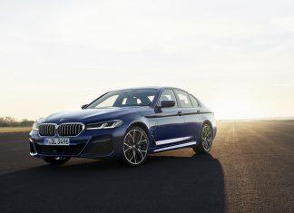 BMW Série 5 2021