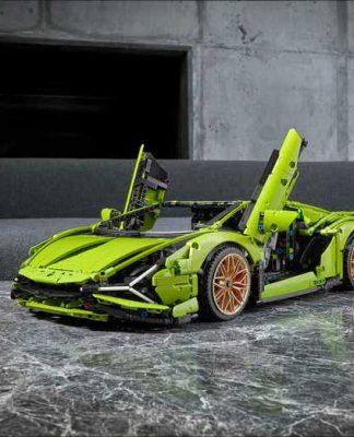 Lamborghini Sián FKP37 da Lego (3)