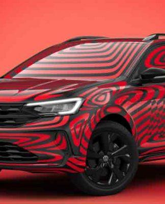 O SUV cupê da Volkswagen, Nivus