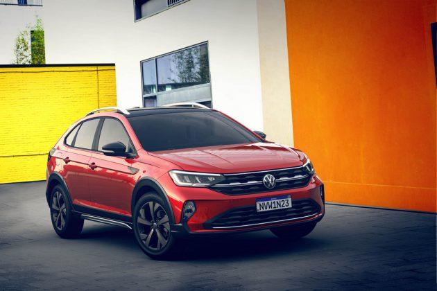 VW Nivus preços equipamentos