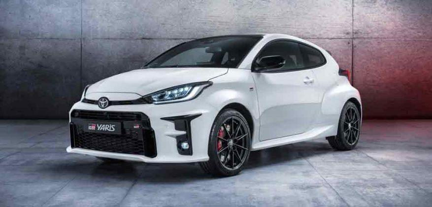 Toyota GR Yaris: aceleramos o três cilindros mais potente do mundo (exclusivo)