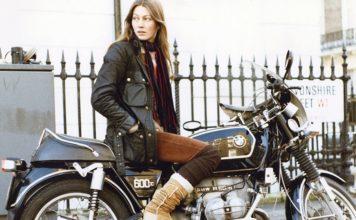 Elspeth Beard, a aventureira que deu a volta ao mundo em uma moto