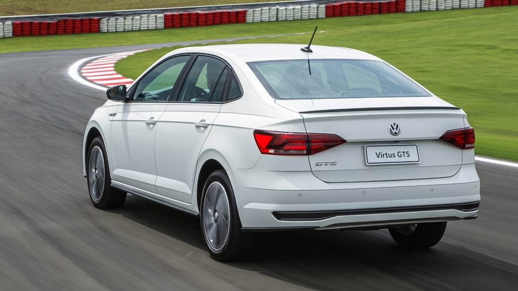 VW Virtus GTS