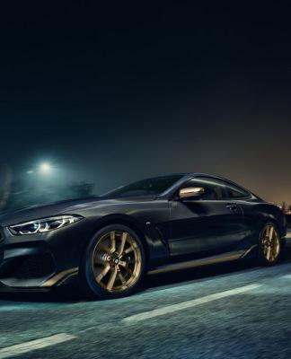 BMW Série 8 Golden Thunder Edition