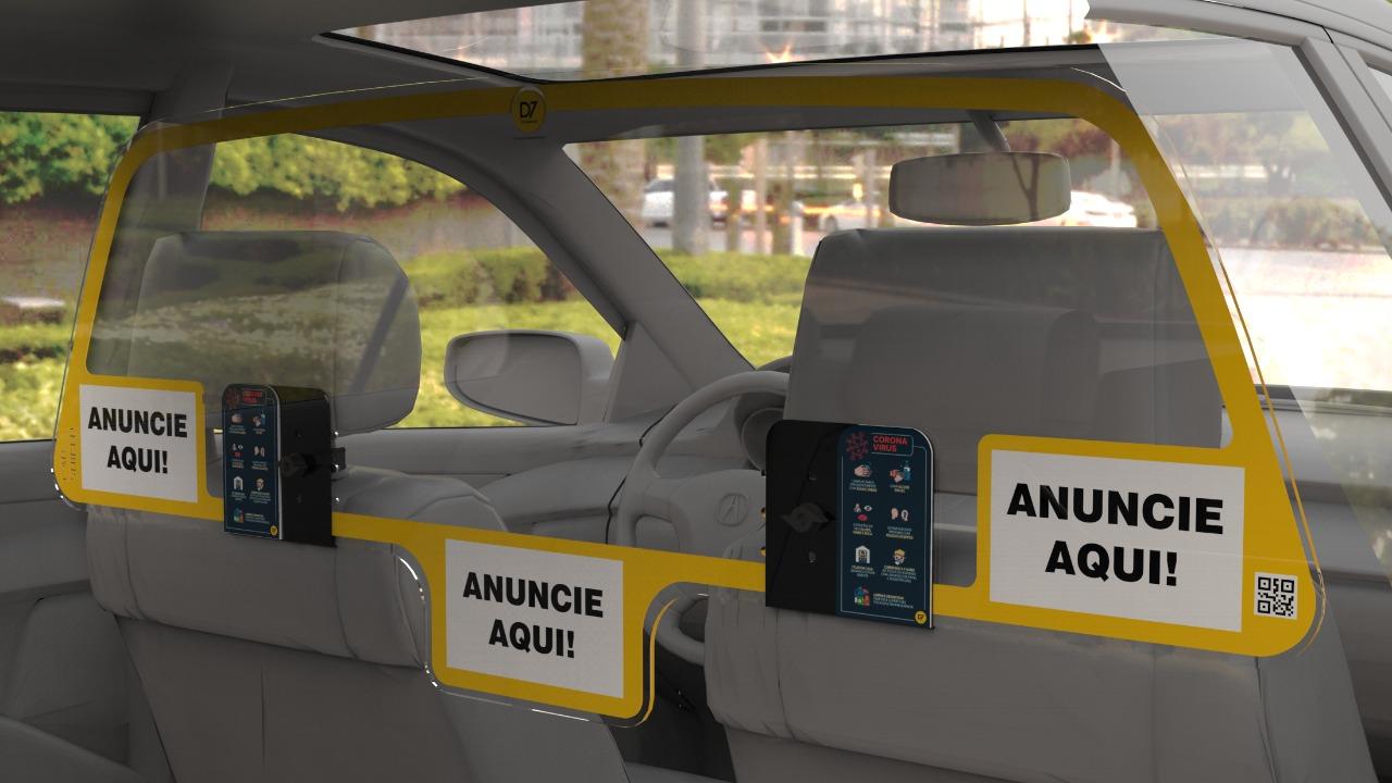 Empresa cria o escudo de proteção Car Shield